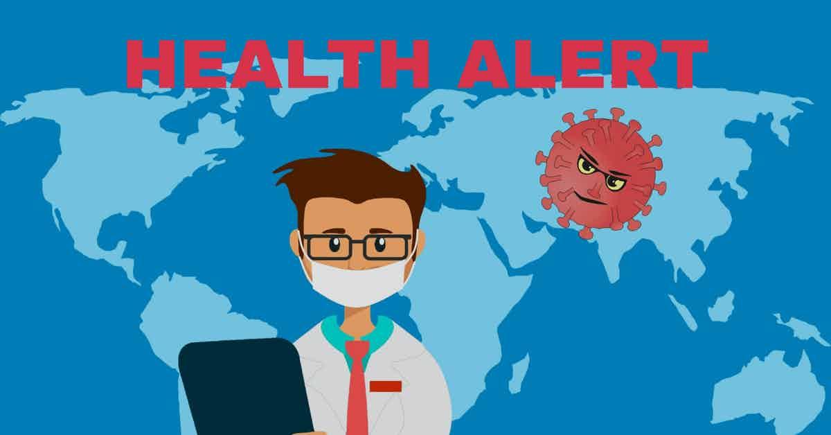 Health Alert - California Mu Variant Detection Rate Increasing, Influenza Rate Low