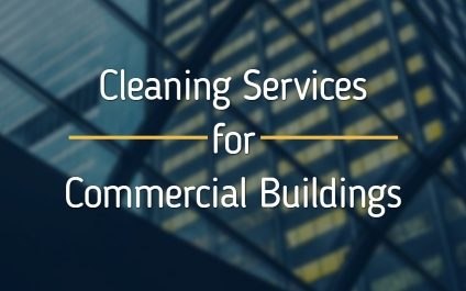 Cleaning Services for Commercial Buildings