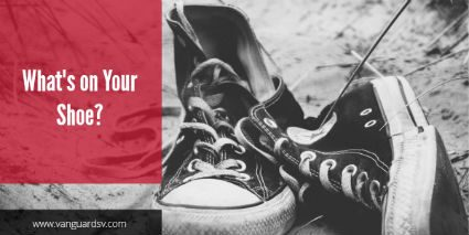 Cleaning Services – What's on Your Shoe?