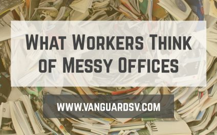 What Workers Think of Messy Offices