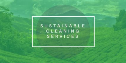 Sustainable Cleaning Services