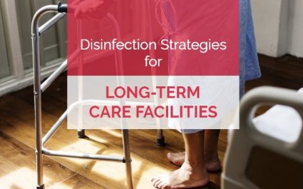 Janitorial Services To Disinfect Long Term Care Facilities