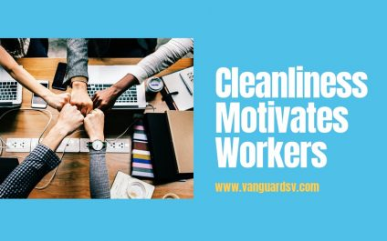 Cleanliness Motivates Workers