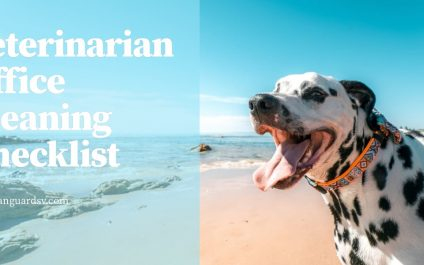 Veterinarian Office Cleaning Checklist