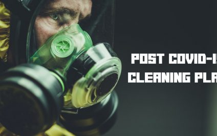 Post COVID-19 Cleaning Plan