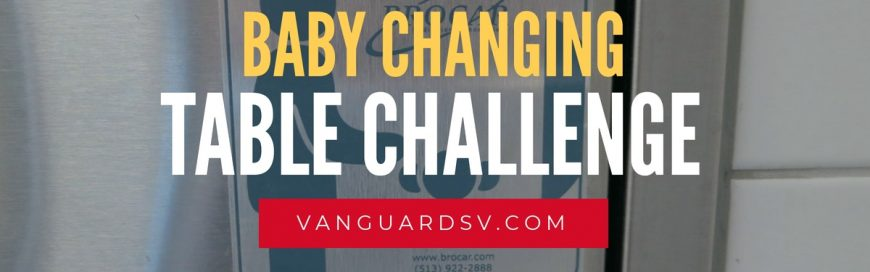 The Baby Changing Table Challenge