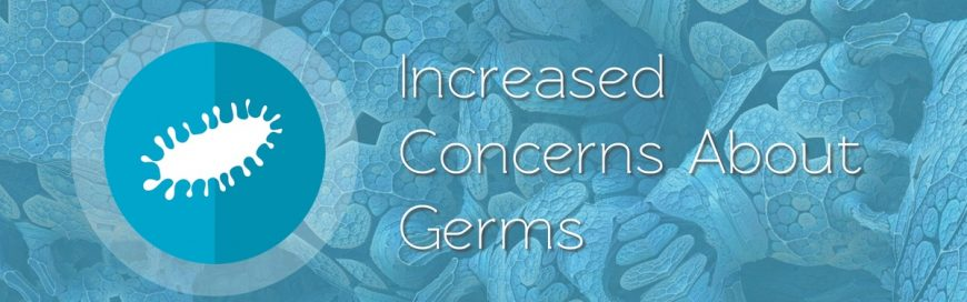 Increased Concerns About Germs