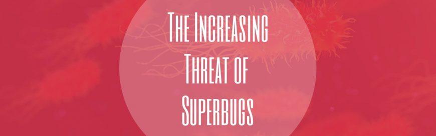 The Increasing Threat of Superbugs