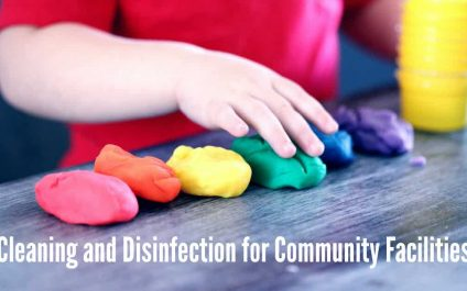 Cleaning and Disinfection for Community Facilities
