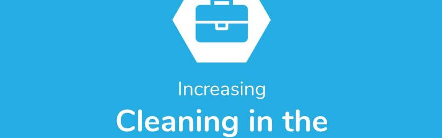 Increasing Cleaning in the Workplace