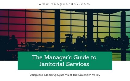 The Manager's Guide to Janitorial Services