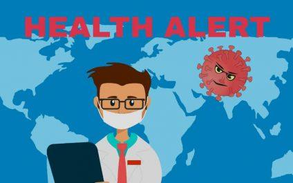 Health Alert – California Mu Variant Detection Rate Increasing, Influenza Rate Low