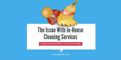 The Issue With In-House Cleaning Services