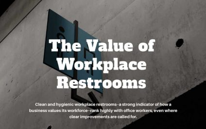 The Value of Workplace Restrooms