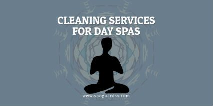 Cleaning Services for Day Spas