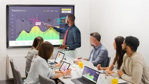 interactive digital board and audiovisual solutions
