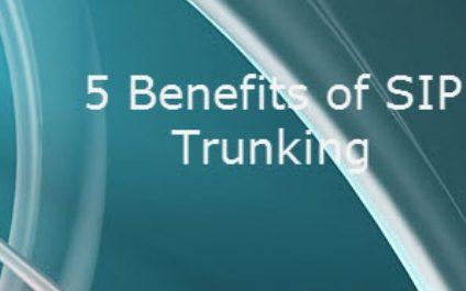 The 5 Best Things about SIP Trunking