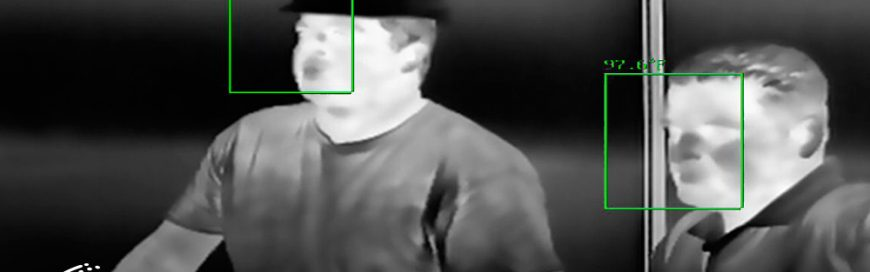 What makes thermal imaging cameras useful?