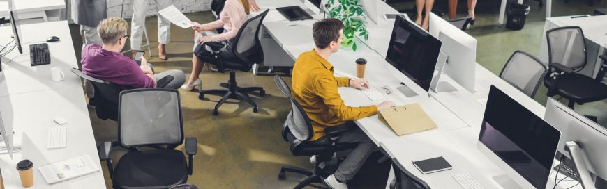 Benefits of Improving the Acoustics in Your Office with Sound Masking