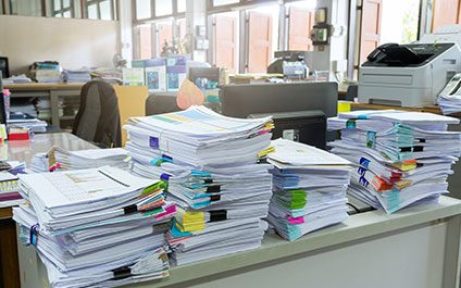 9 Benefits of a Paperless Office & How to Go Paperless