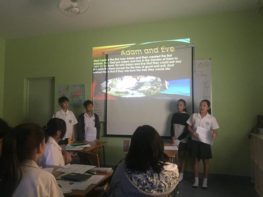 PPT presentations- Religions(social studies)