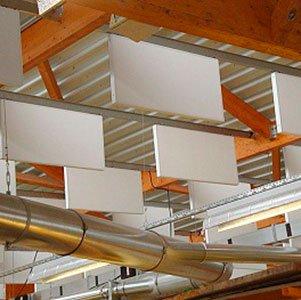 Ceiling-Baffles