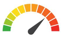 high-risk-meter