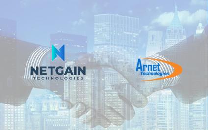 Press Release: Arnet Technologies Joins NetGain Technologies