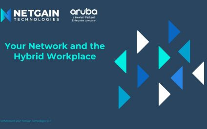 Your Network and the Hybrid Workplace