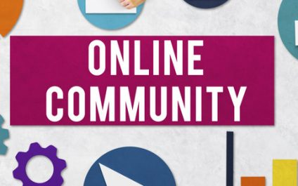 Online community building for businesses