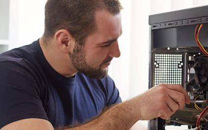 Fixing computers drains your firm's funds