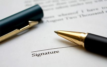 Look Before You Sign: 8 Contract Terms Biotech and Life Science Companies Should Look for When Signing Up for a Cloud Application