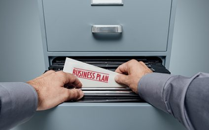Dig out your business plan to plan for the year ahead