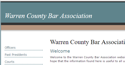 Butler County Bar Issues Cyber Warning