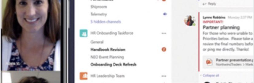 Ideas for hosting Teams meetings