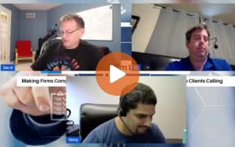 3 Critical Tech To Be Ready for WFH Again | No Law Firm Left Behind Live!