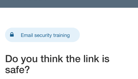 3 Ways To Avoid Unsafe Web Links in Email