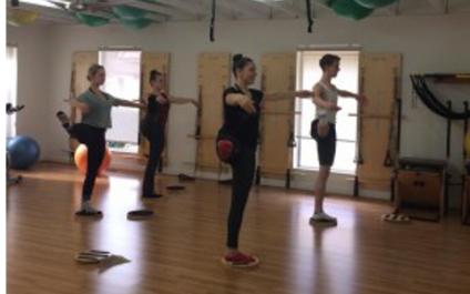 Pilates Training Scholarship available!