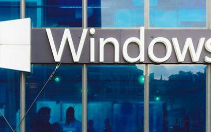 Microsoft rolls out flashy Windows update