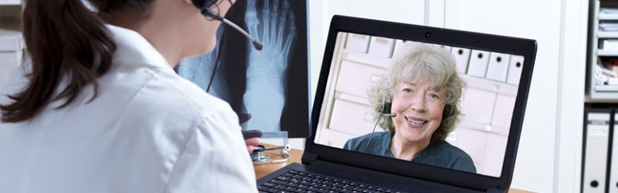 The rising popularity of telemedicine