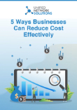 HP-Unified_Network_Solutions-5Ways-businesses-can-reduce-cost-effectively-Cover