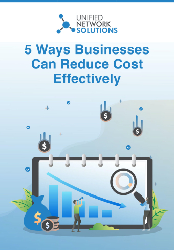 LD-Unified_Network_Solutions-5Ways-businesses-can-reduce-cost-effectively-Cover
