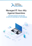 HP-Unified_Network_Solutions-Managed-IT-Your-Ally-Against-Downtime-Cover