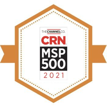Connecting Point Recognized on CRN's 2021 MSP 500 List