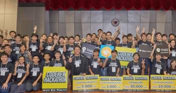 CodeHew Hackathon by Wongnai x สมาคมโปรแกรมเมอร์ไทย