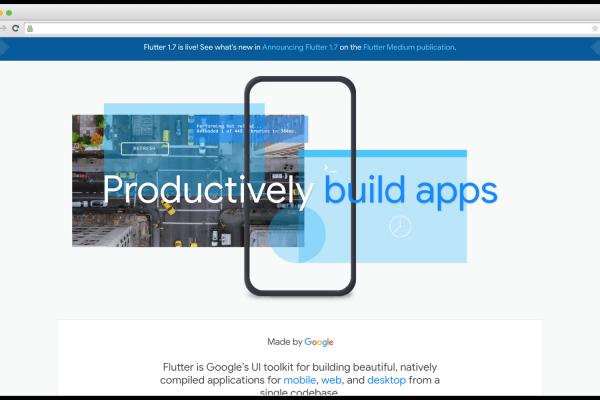 Flutter Framework เครื่องมือที่ประสิทธิภาพในการสร้าง native app แบบหลาย platform