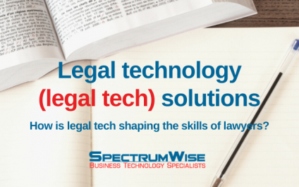 What is legal tech and how is it changing the skills of lawyers?
