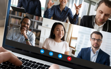 How to make video conference calls matter