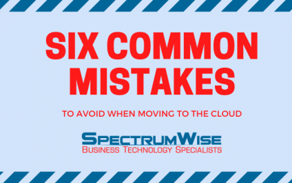 6 Common mistakes to avoid when moving to the cloud