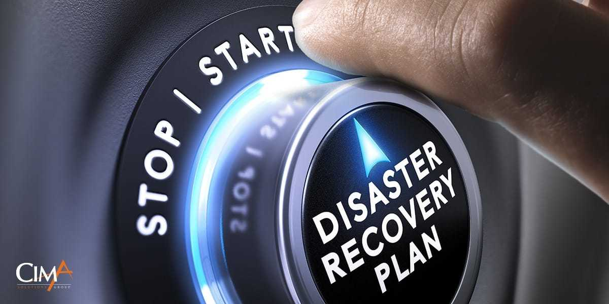 disaster recovery cold sites vs hot sites